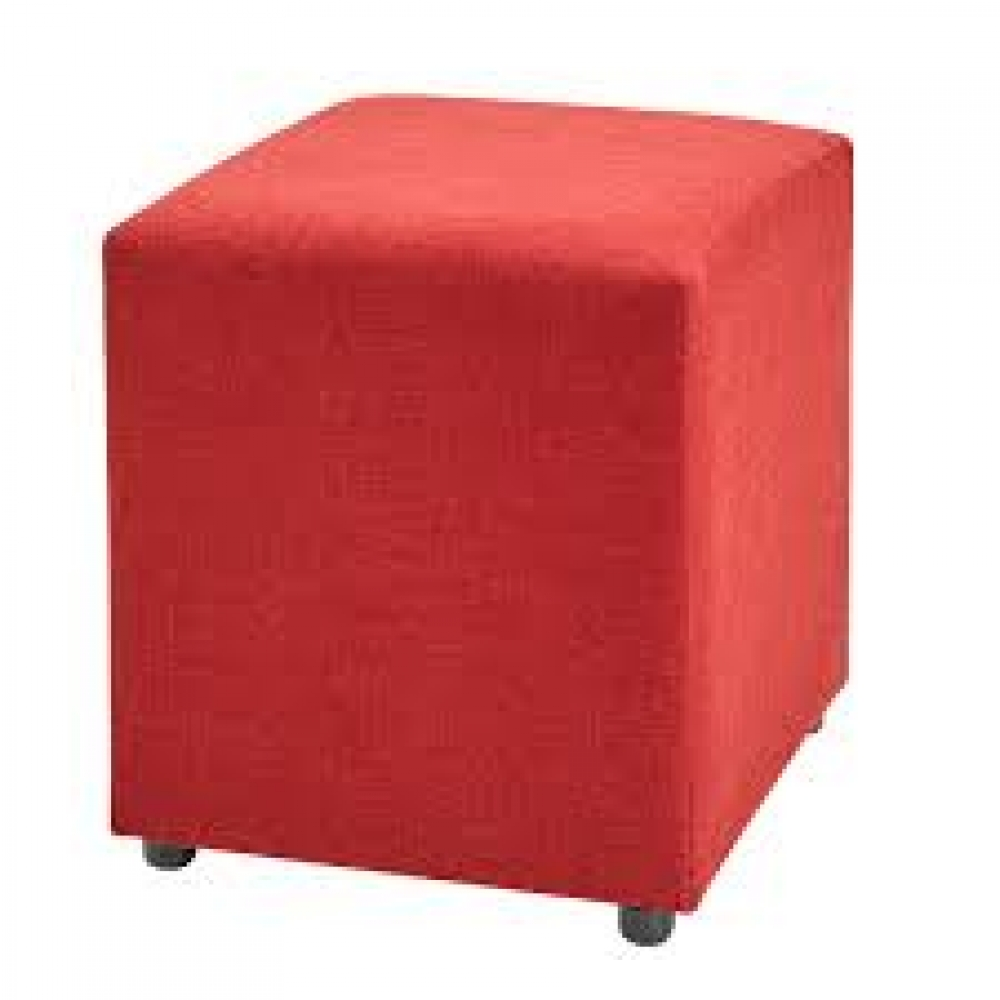 Ottomans Lifestyle Single Ottoman: Seating - Ottomans Rental